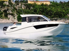 Quicksilver 755 Weekend Bateau à cabine