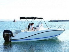 Quicksilver Activ 605 Open Deck Boat
