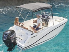 Quicksilver Activ 505 Open Deck Boat