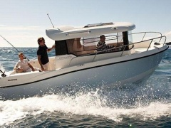 Quicksilver Modell: 675 Pilothouse Bestp Kabinenboot