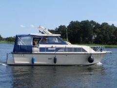 Cytra Courier 31 Cabin Boat
