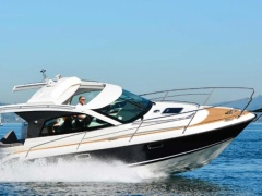 Aquador 30 ST by Marine Center Goldach Hardtop yacht