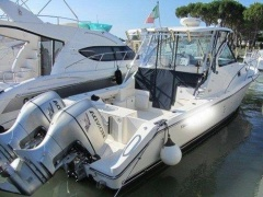 Pursuit 3370 Offhore Motoryacht