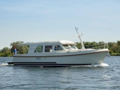 Linssen Grand Sturdy 35.0 Sedan Verdränger