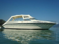 Windy 8000 Pilothouse Boat