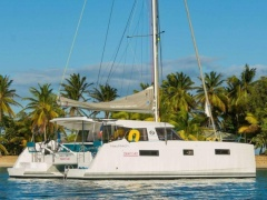 Nautitech Catamarans 40 Open