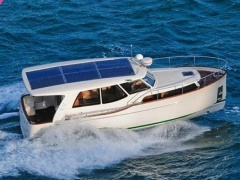 Greenline 33 Hybride Hard Top Yacht