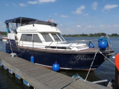 De Boarnstream Boarncruiser 35 New Line Fly Flybridge Yacht