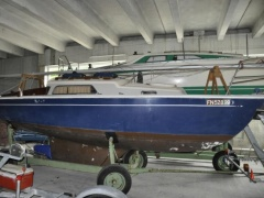 Rawell Rebell Mark 1 Segelyacht