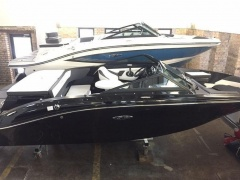 Sea Ray 19SPX Black Beauty Sportboot