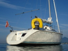 Jeanneau SUN WAY 25 , insubmersible ! Kielboot