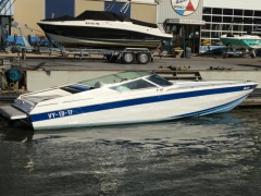 Wellcraft Scarab 28XLT Barco Offshore