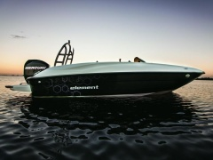 Bayliner E5 mit 80 PS  / Trailer Gratis