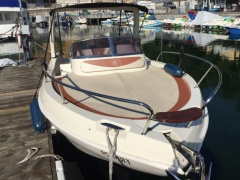 T.A. Mare NUVOLA 23 Sportboot