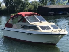 Windy 22 HC mit MerCruiser 4.3L MPI Motor Pilothouse Boat