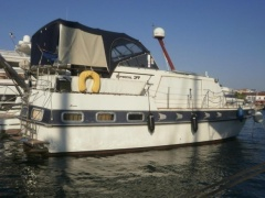 Broom 37 Continental Aftcabin Diesel Yacht a Motore