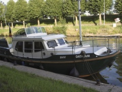 Linssen Dutch Sturdy 320 Evergreen Cruiser Yacht