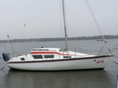 Hiddensee Sb Kielboot