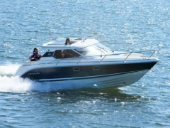 Aquador 26 HT Allwetter Boot Hard Top Yacht