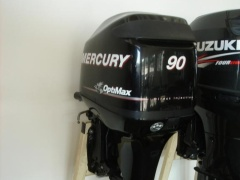 Mercury 90 ELPT Optimax Außenbordmotor