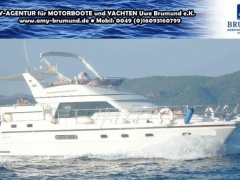 Neptunus Yachts 108 Ak Flybridge- 1.besitz Flybridge Yacht