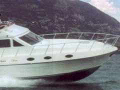 Piantoni (IT) Hurricane Flybridge Yacht