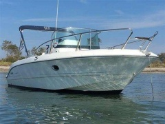 Sessa Key Largo 25 Deck Boat