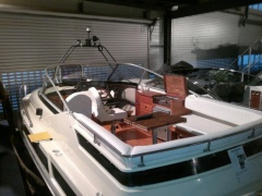 Scand 7800 Tropic Pilot House Boat