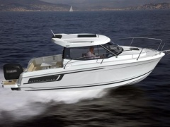 Jeanneau Merry Fisher 695/150 PS/Trailer/Voll Motoryacht