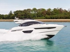 Princess S60 Flybridge Yacht