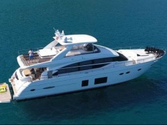Princess 82 Fly- Model 2015 Flybridge