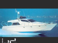 Marchi 50 Special Flybridge Yacht
