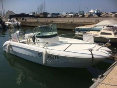 Sessa Key Largo 20 Deck-boat