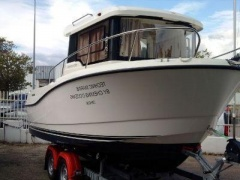 Quicksilver 605 Pilothouse Pilotina