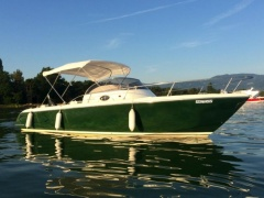 Cerri 28 Sport Pilothouse