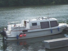 Voyager 780 Hausboot