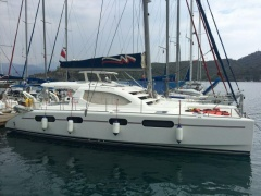 Robertson and Caine Leopard 46 FAR NIENT Segelyacht