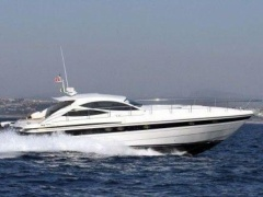 Pershing 52 Ht Hard Top Yacht