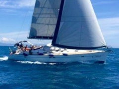 Oceanis clipper 473 Da Crociera