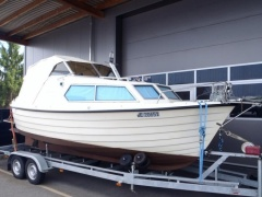 Milan  HF 620 Pilothouse Boat