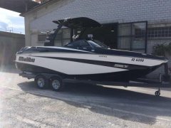 "Malibu M 235 ""The Alpha on the Water"" Wakeboard / Wasserski"