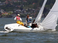 Frauscher Trias Kielboot