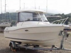 Quicksilver 530 Pilothouse