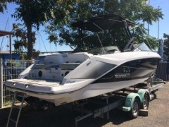 Scarab 255 Ho Sportboot