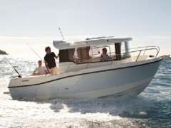 Quicksilver 675 Pilothouse 175PS Fischerboot