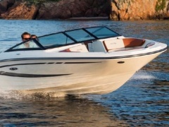 Sea Ray 19 SP OB - blank Bowrider