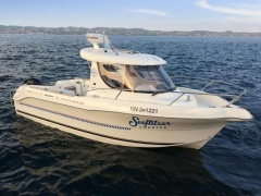 Quicksilver 640 Pilothouse Fischerboot