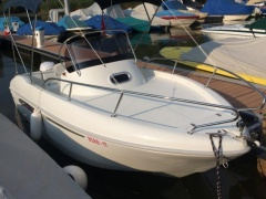 Selva SD 5.7 C Ponton-Boot