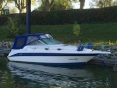 Sea Ray 270 Sundancer Day Cruiser