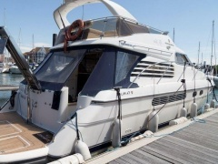Fairline Squadron 50 Flybridge Yacht